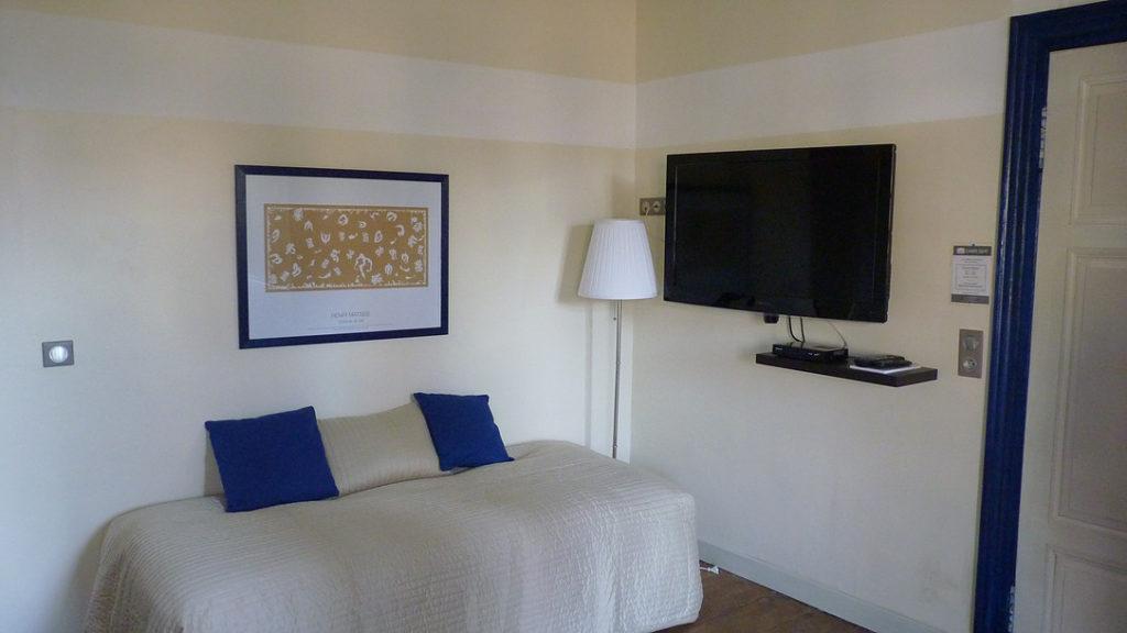3ème couchage de la chambre Matisse