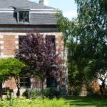 Briques, pierres bleues traditionnelles de l'Avesnois