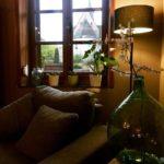 Le salon de la maison d'hôtes Aubépine