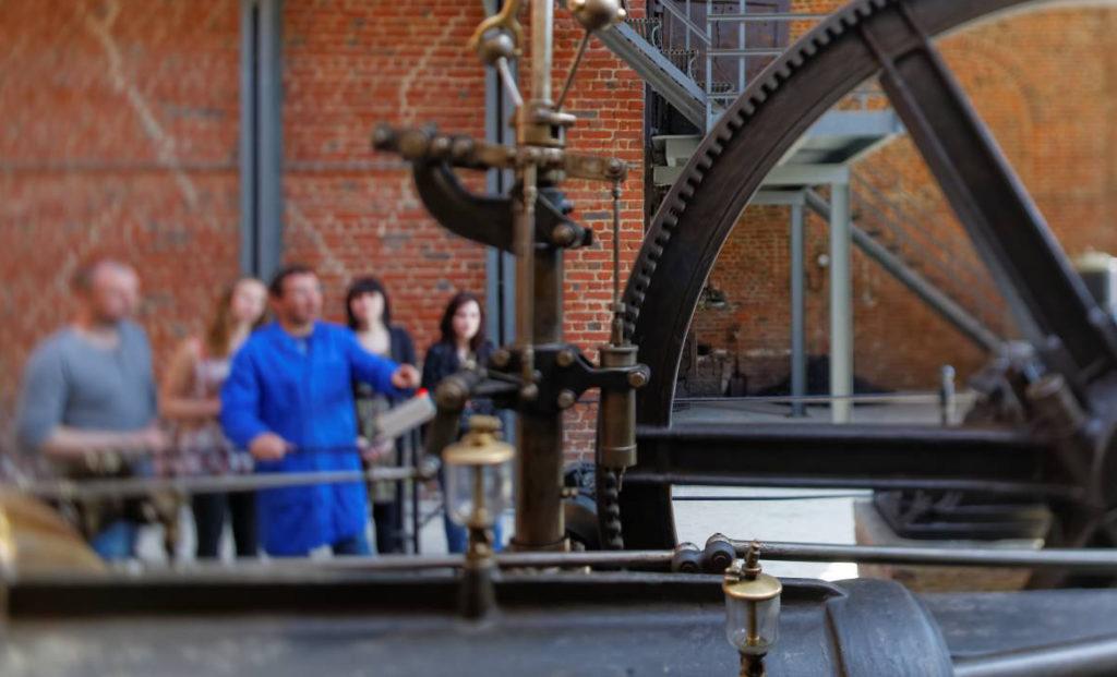 Ecomusée. Musée du Textile et de la Vie Sociale. Fourmies.