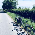 16 randonnées à pied ou à vélo au départ de la maison !